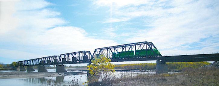 BNSF Railroad Bridge
